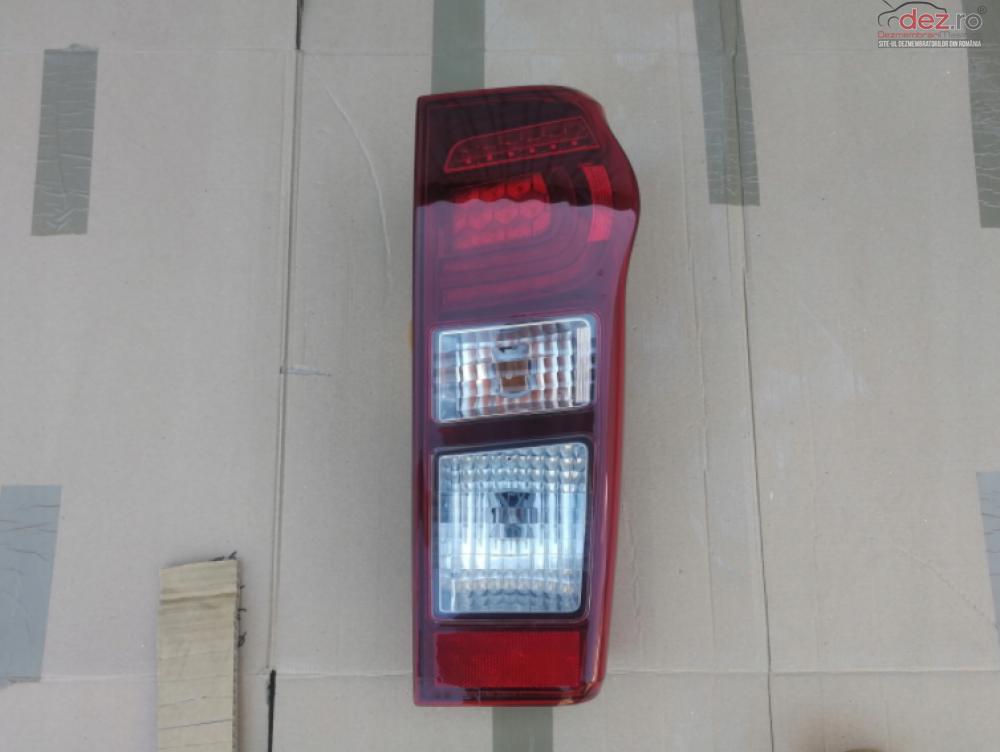 Lampa Spate Dreapta Isuzu D Max Lift Led Dark 2012 Piese auto în Zalau, Salaj Dezmembrari