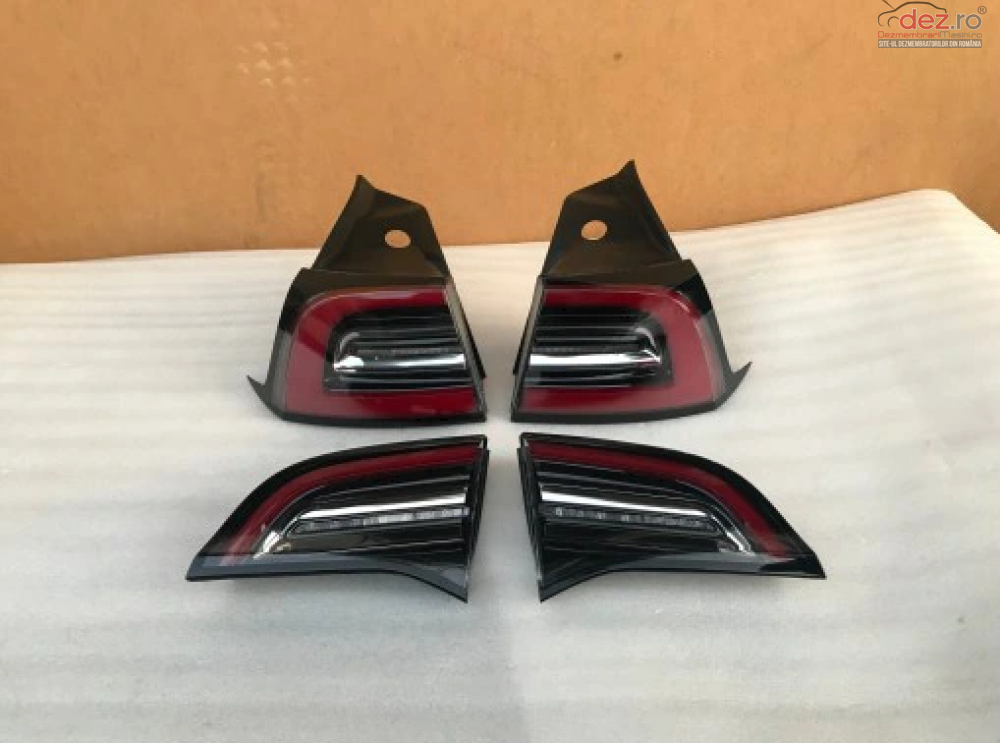 Set Lampi Spate Tesla Model 3 2019 Piese auto în Zalau, Salaj Dezmembrari