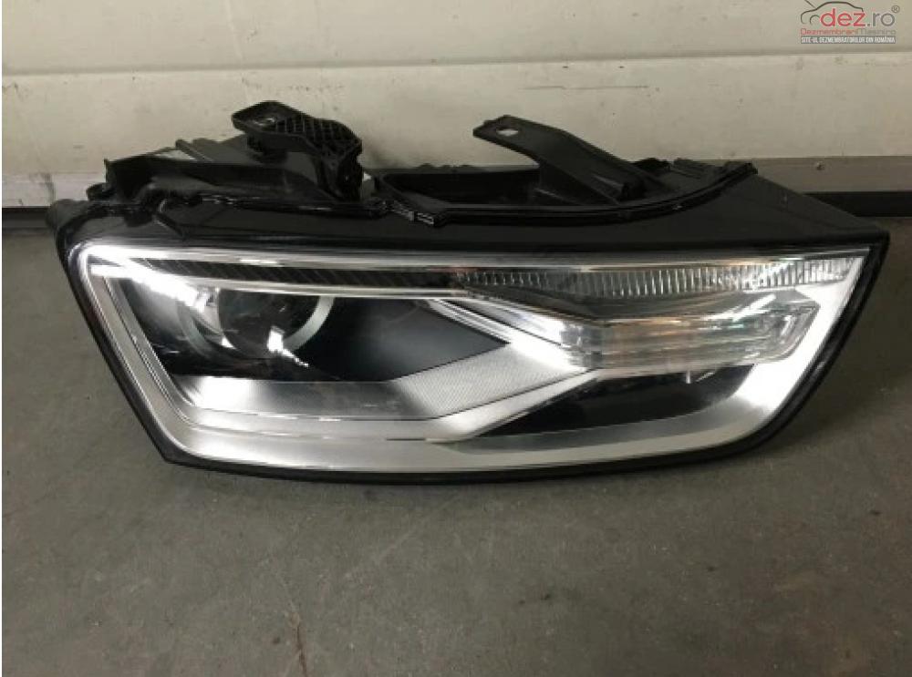 Bi Xenon Dreapta Audi Q3 8u0941006 Lift 2017 cod 8U0941006 Piese auto în Zalau, Salaj Dezmembrari