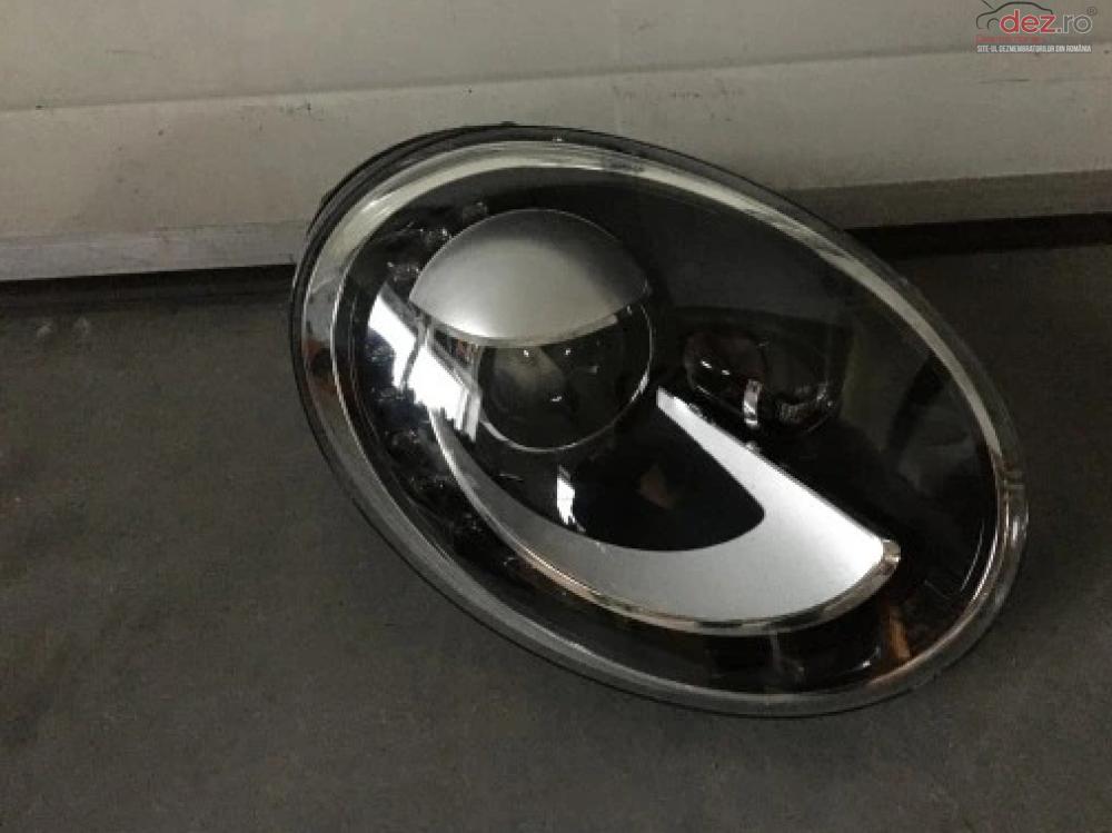 Bi Xenon Dreapta Vw Beetle 5c1941032 Led 2015 Piese auto în Zalau, Salaj Dezmembrari