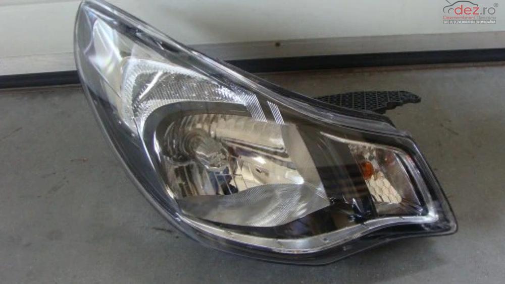 Far Dreapta Led Opel Karl 2015 Piese auto în Zalau, Salaj Dezmembrari