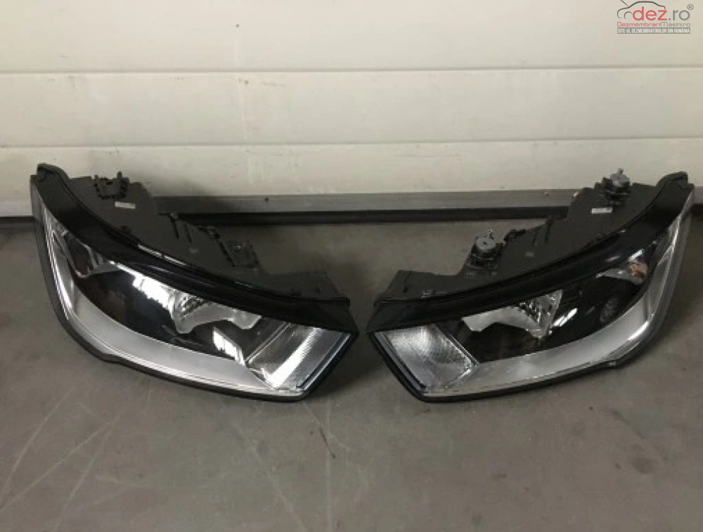 Set De Faruri Audi A1 8x0941004 Lift 2015 cod 8X0941004 Piese auto în Zalau, Salaj Dezmembrari