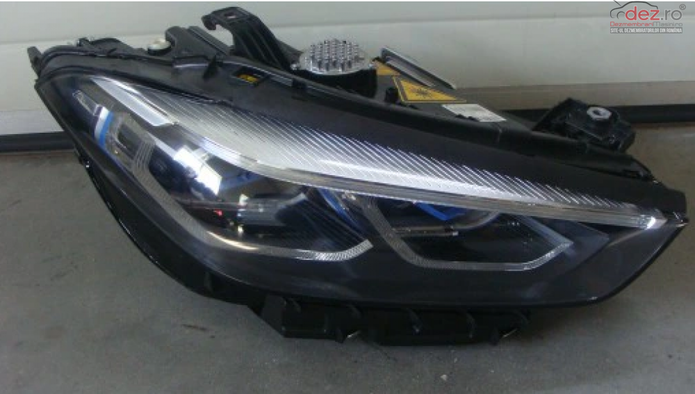 Far Dreapta Bmw G14 G15 Led Laser Light 2019 Piese auto în Zalau, Salaj Dezmembrari