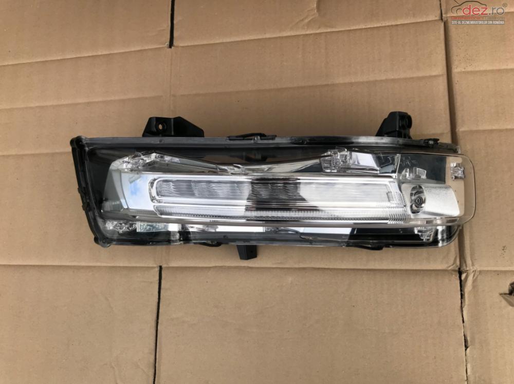 Semnalizare Led Halogen Drl Dreapta Ford Mustang Lift 2018 Piese auto în Zalau, Salaj Dezmembrari