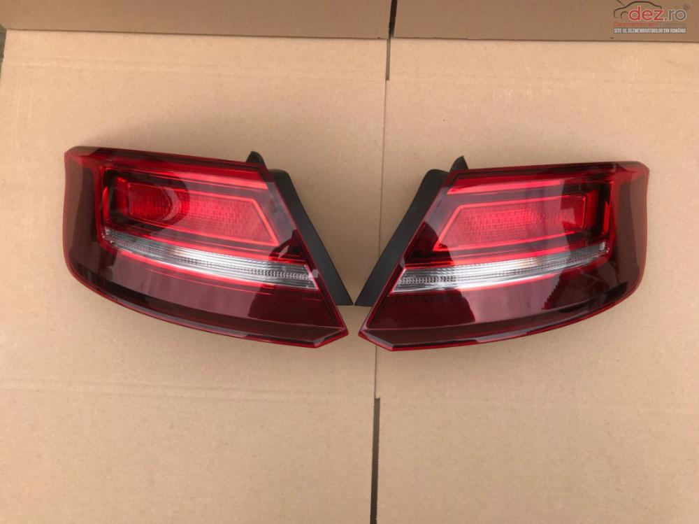 Lampi Spate Audi A3 Sportback 2016 Piese auto în Zalau, Salaj Dezmembrari