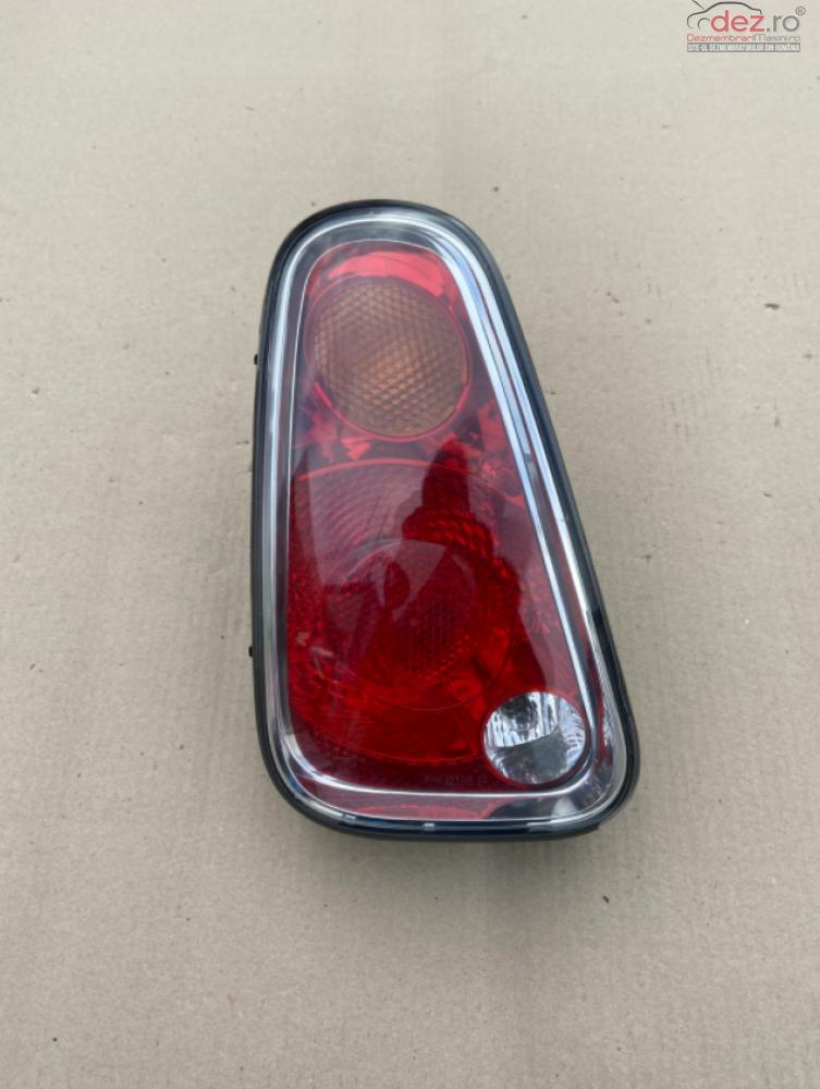 Lampa Spate Stanga Mini One Cooper R50 R53 Lift 2004 2008 Piese auto în Zalau, Salaj Dezmembrari