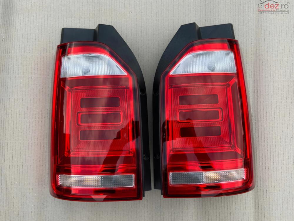 Lampa Spate Dreapta Vw Transporter Multivan T6 Led 2014 Piese auto în Zalau, Salaj Dezmembrari
