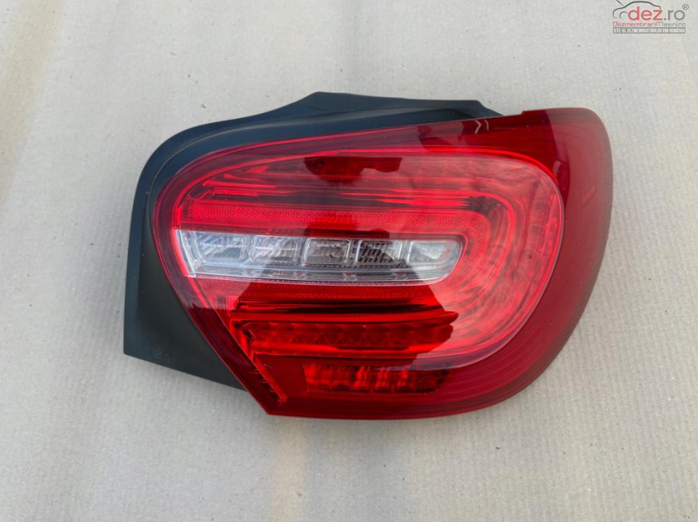 Lampa Spate Dreapta Mercedes A Class W176 Lift Led 2012 2014 cod A1769064000 Piese auto în Zalau, Salaj Dezmembrari
