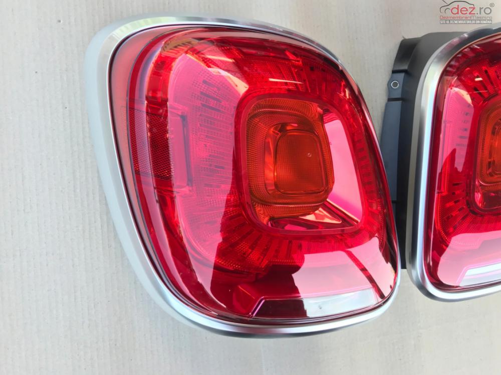 Lampa Spate Stanga Fiat 500x Eu 2014 Piese auto în Zalau, Salaj Dezmembrari
