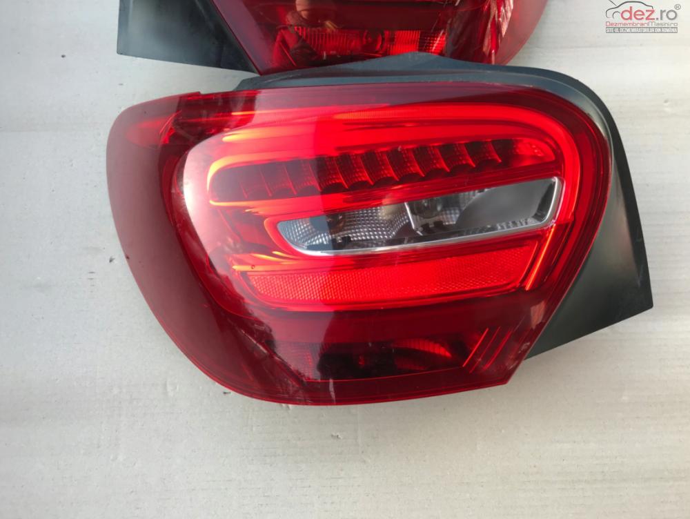 Lampa Spate Stanga Mercedes A Clasa W176 Lift Led 2015 cod A1769064800 Piese auto în Zalau, Salaj Dezmembrari