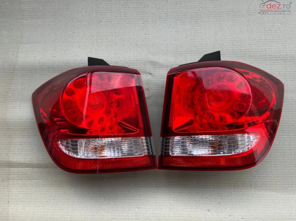 Lampi Spate Fiat Freemont Led Eu 2015 Piese auto în Zalau, Salaj Dezmembrari