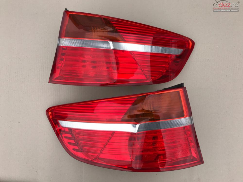 Lampa Spate Dreapta Bmw X6 E71 Led 2008 2014 Piese auto în Zalau, Salaj Dezmembrari