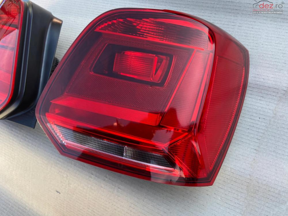 Lampa Spate Dreapta Vw Polo V 6r Lift 2014 2017 cod 6C0945096K Piese auto în Zalau, Salaj Dezmembrari