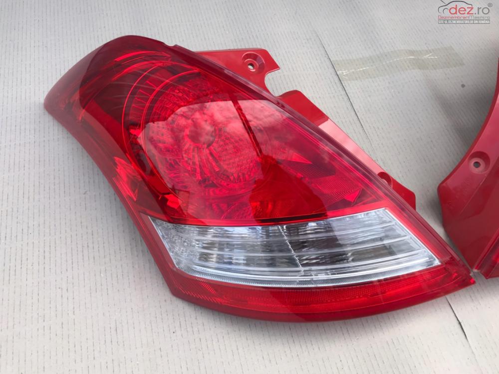 Lampa Spate Stanga Suzuki Swift Mk7 Sport 2010 2017 Piese auto în Zalau, Salaj Dezmembrari