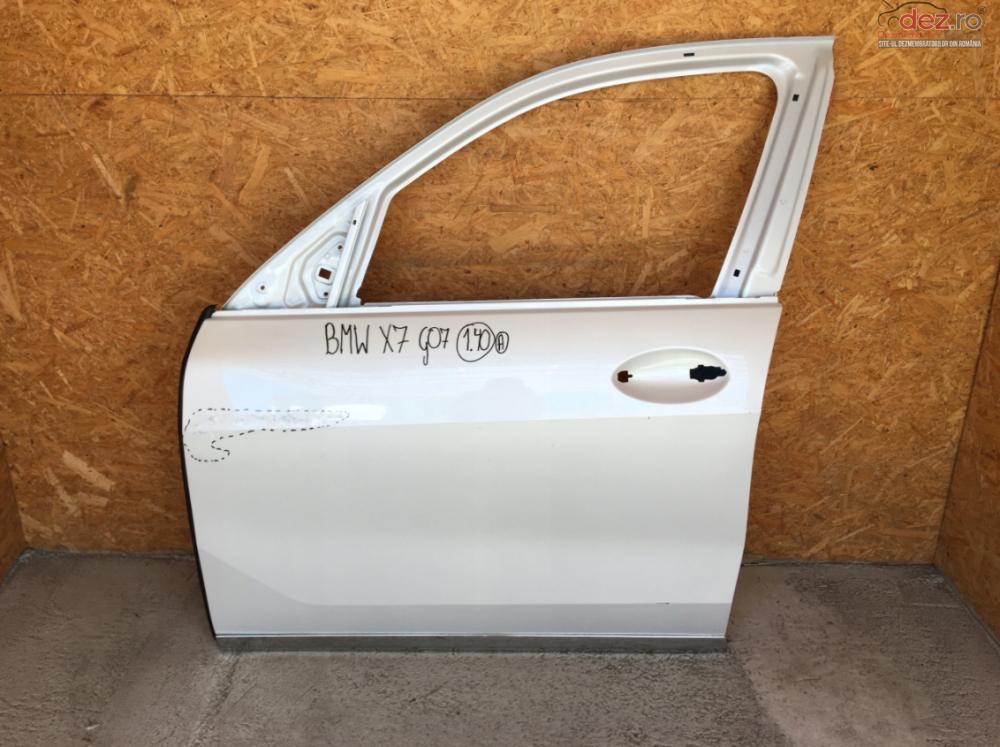 Usa Fata Stanga Bmw X7 G07 2018 Piese auto în Zalau, Salaj Dezmembrari