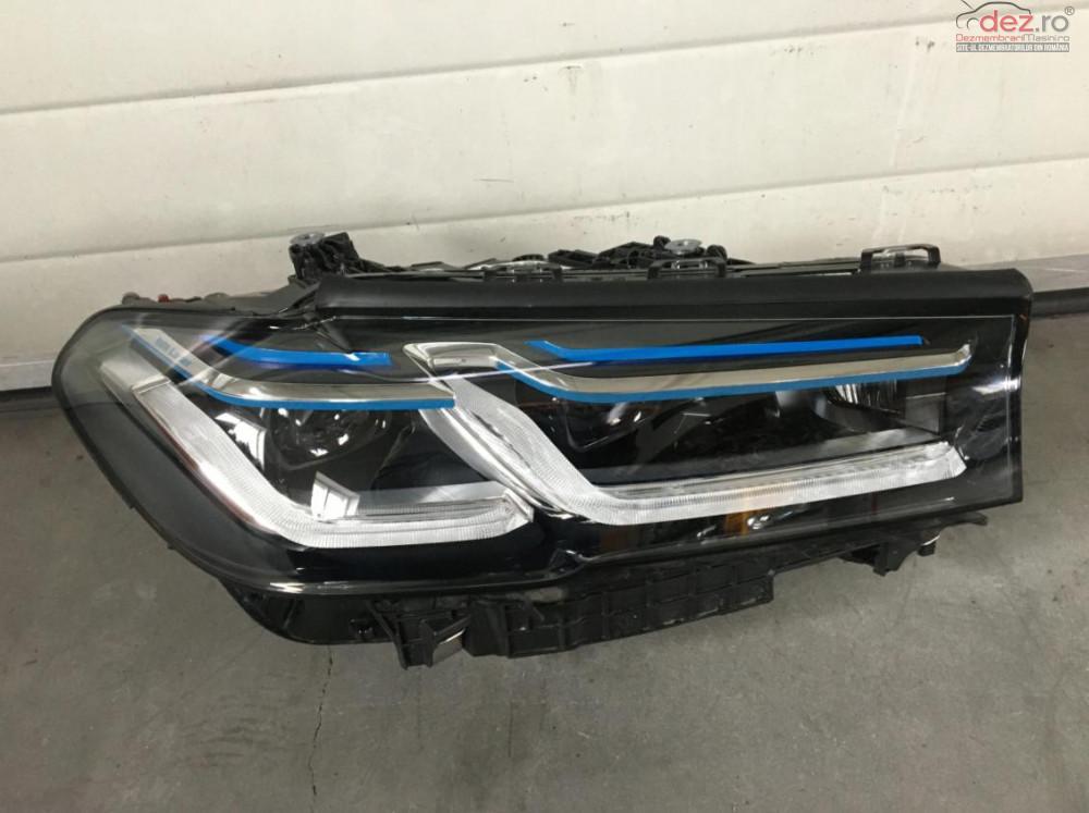 Far Dreapta Laser Light Full Led Bmw G30 G31 Lift 2016 Piese auto în Zalau, Salaj Dezmembrari