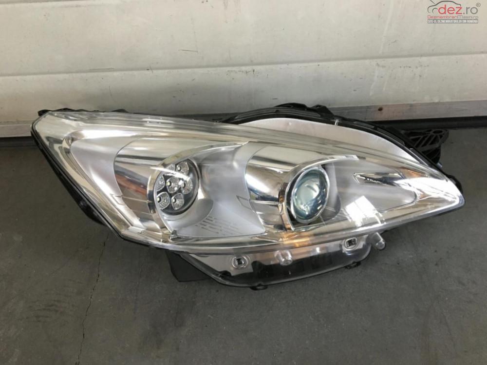 Far Bi Xenon Dreapta Led Peugeot 508 2010 2018 Piese auto în Zalau, Salaj Dezmembrari