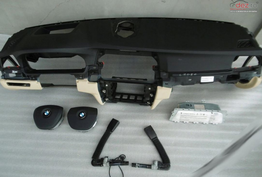 Kit Plansa Bord Cu Airbag Bmw 5 F10 F11 Piese auto în Zalau, Salaj Dezmembrari