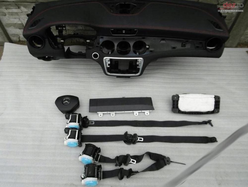 Kit Plansa Bord Cu Airbag Mercedes Cla W117 Amg Piese auto în Zalau, Salaj Dezmembrari