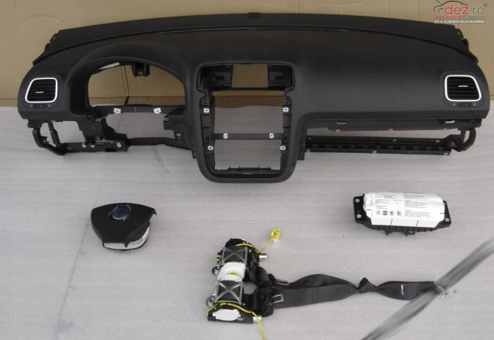 Kit Plansa Bord Cu Airbag Vw E0s Piese auto în Zalau, Salaj Dezmembrari