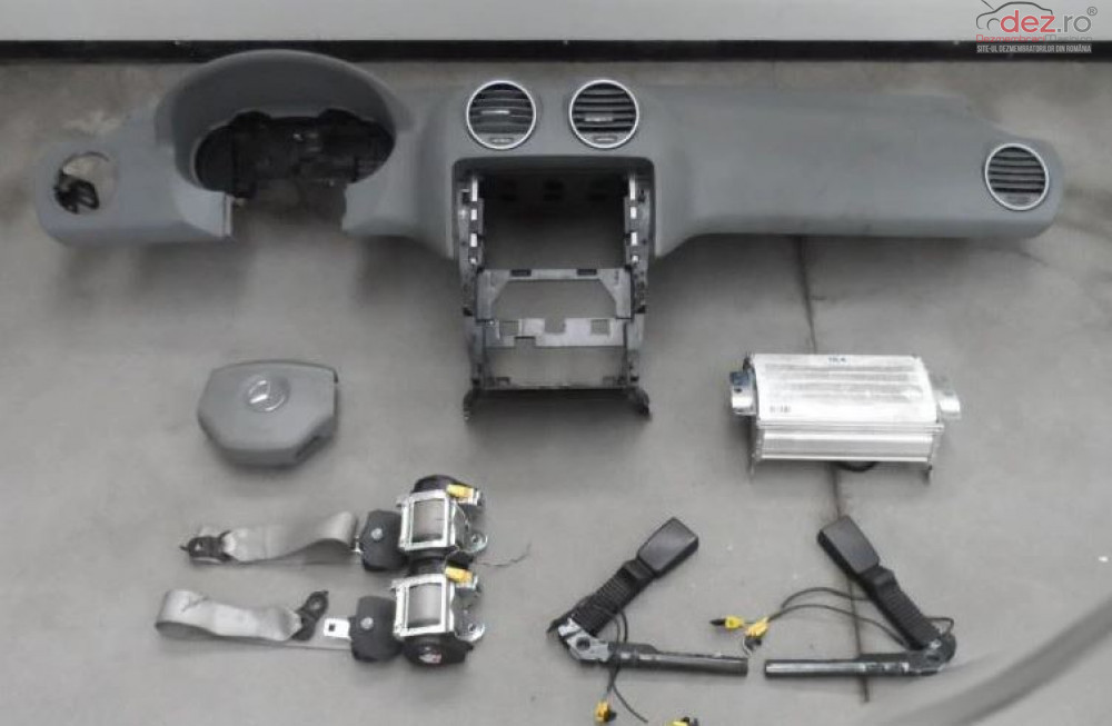 Kit Plansa Bord Cu Airbag Mercedes Ml 164 Piese auto în Zalau, Salaj Dezmembrari