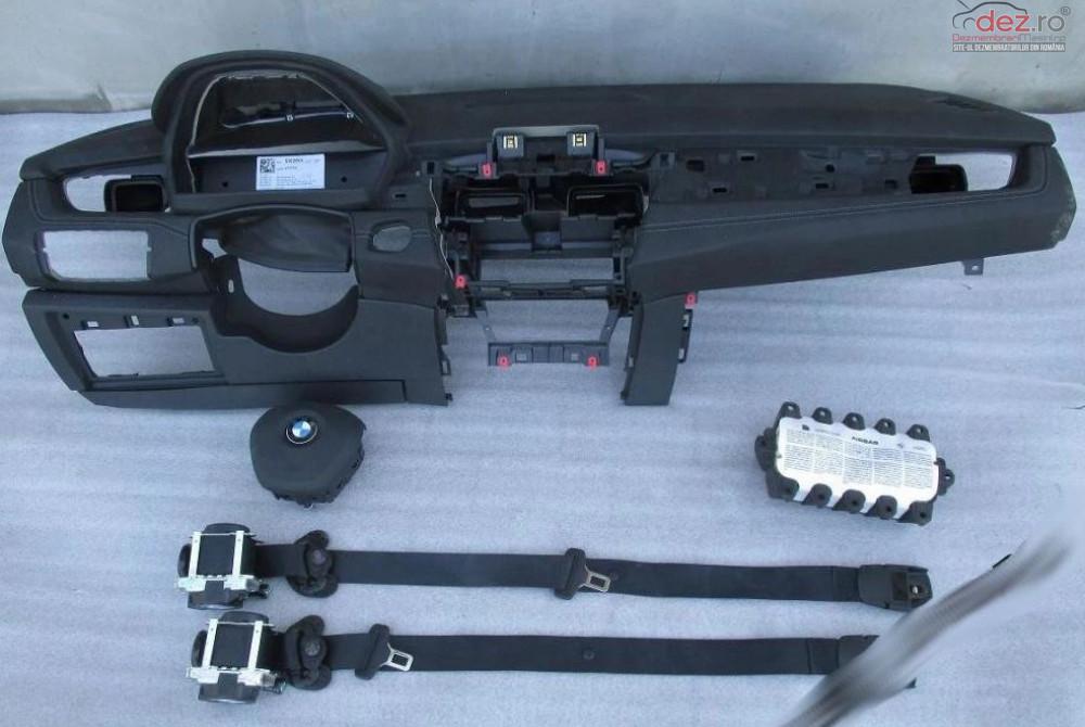 Kit Plansa Bord Cu Airbag Bmw 2 Piese auto în Zalau, Salaj Dezmembrari