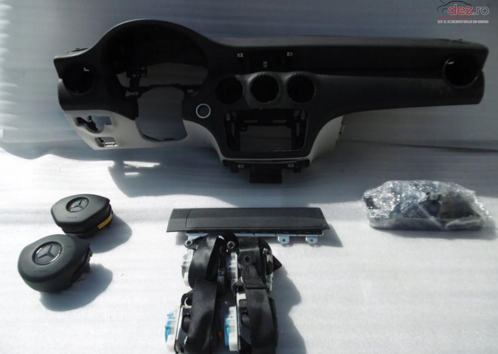 Kit Plansa Bord Cu Airbag Mercedes Clasa A W176 Piese auto în Zalau, Salaj Dezmembrari