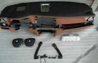Kit Plansa Bord Cu Airbag Bmw 7 F01 Piele Maro Piese auto în Zalau, Salaj Dezmembrari