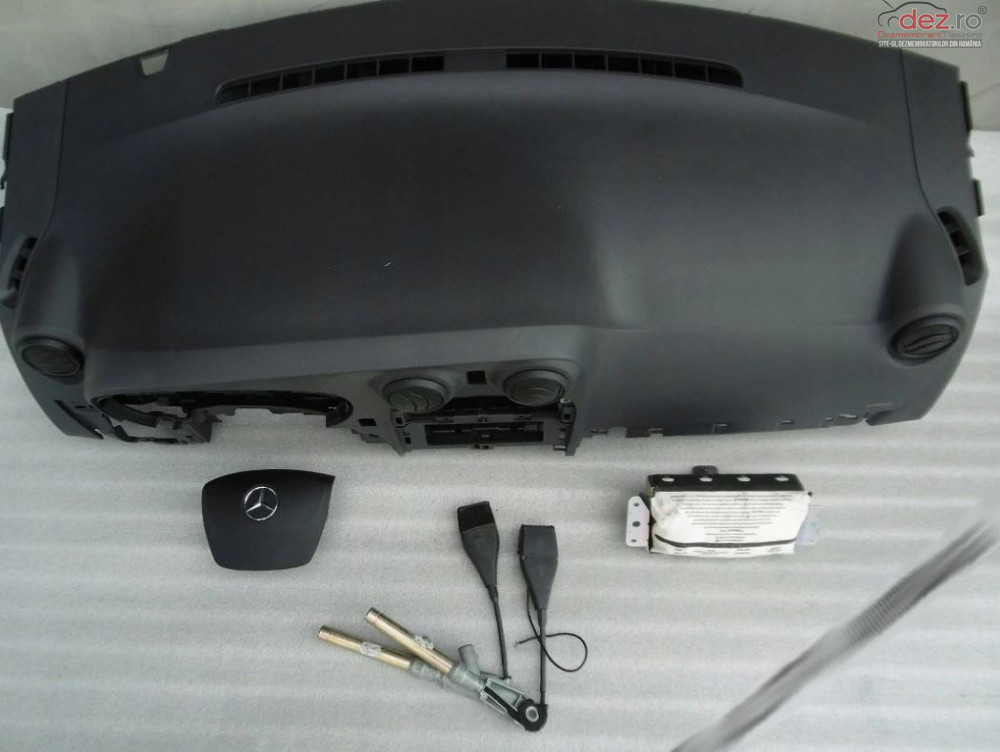Kit Plansa Bord Cu Airbag Mercedes Citan Piese auto în Zalau, Salaj Dezmembrari