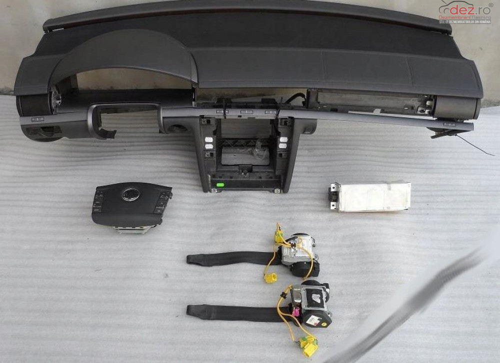 Kit Plansa Bord Cu Airbag Vw Phaeton Piese auto în Zalau, Salaj Dezmembrari