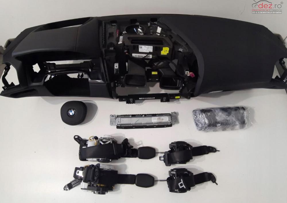 Kit Plansa Bord Cu Airbag Bmw 8 Piese auto în Zalau, Salaj Dezmembrari
