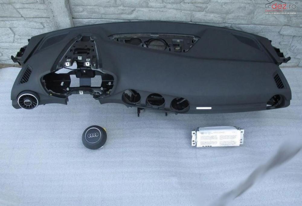 Plansa Bord Cu Airbag Audi Tt Piese auto în Zalau, Salaj Dezmembrari