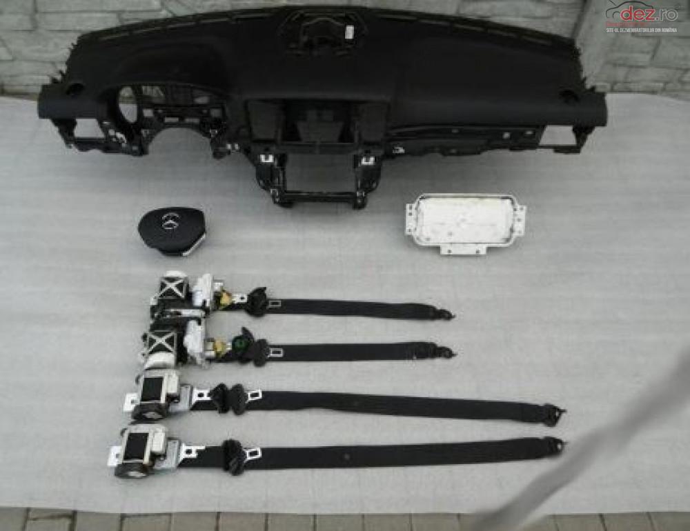 Kit Plansa Bord Cu Airbag Mercedes Gl Ml W166 Piese auto în Zalau, Salaj Dezmembrari
