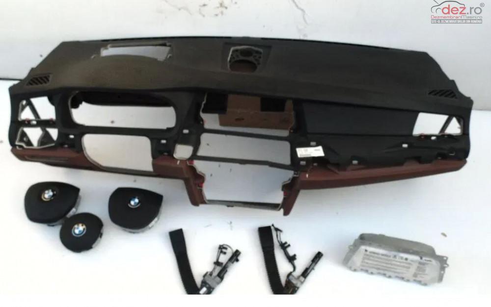 Kit Plansa Bord Cu Airbag Bmw 5 F10 F 11 Maro Piese auto în Zalau, Salaj Dezmembrari