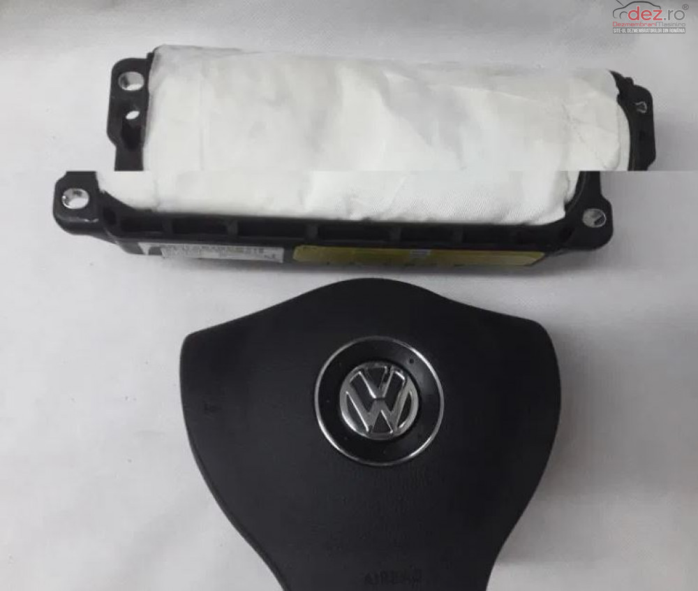 Airbag Sofer Si Pasager Volkswagen Passat Cc Piese auto în Zalau, Salaj Dezmembrari