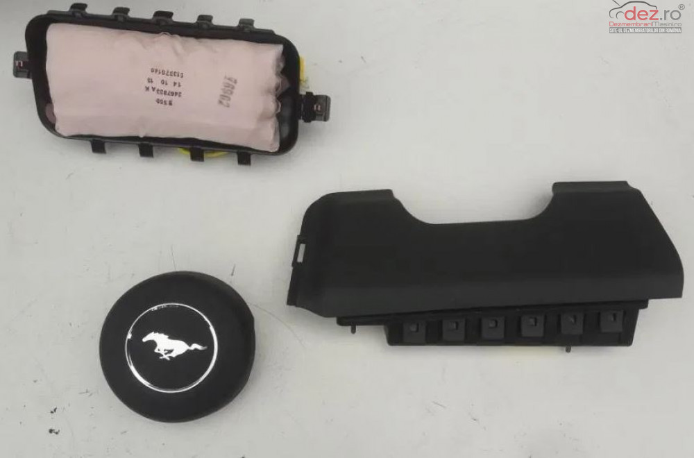 Airbag Sofer Pasager Si Genunchi Ford Mustang Piese auto în Zalau, Salaj Dezmembrari