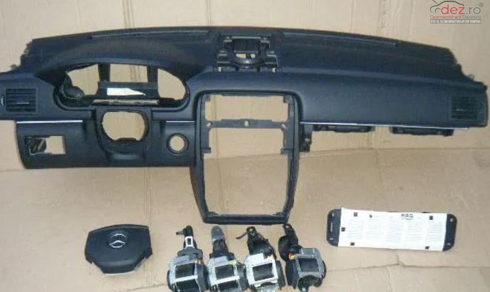 Kit Plansa Bord Cu Airbag Mercedes B Class Piese auto în Zalau, Salaj Dezmembrari