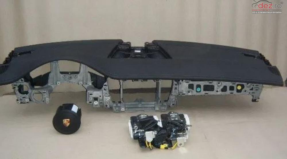 Kit Plansa Bord Cu Airbag Porsche Panamera Piese auto în Zalau, Salaj Dezmembrari