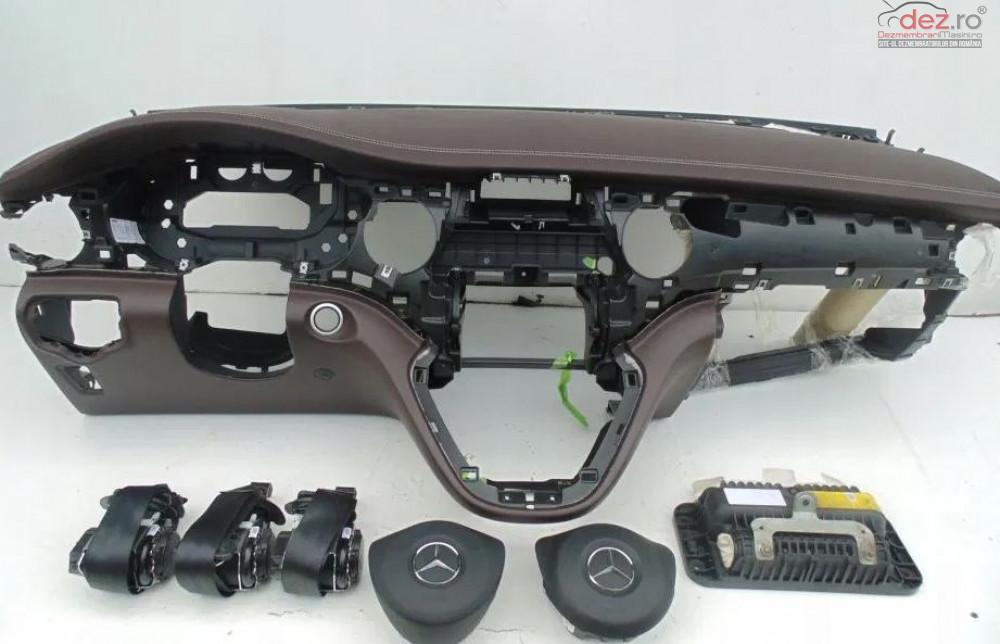 Kit Plansa Bord Cu Airbag Mercedes Benz W447 (clasa V) Piese auto în Zalau, Salaj Dezmembrari