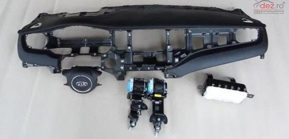 Kit Plansa Bord Cu Airbag Kia Carens Piese auto în Zalau, Salaj Dezmembrari