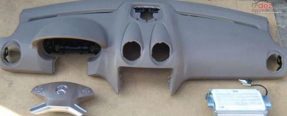 Plansa Bord Cu Airbag Mercedes Ml 164 Piese auto în Zalau, Salaj Dezmembrari