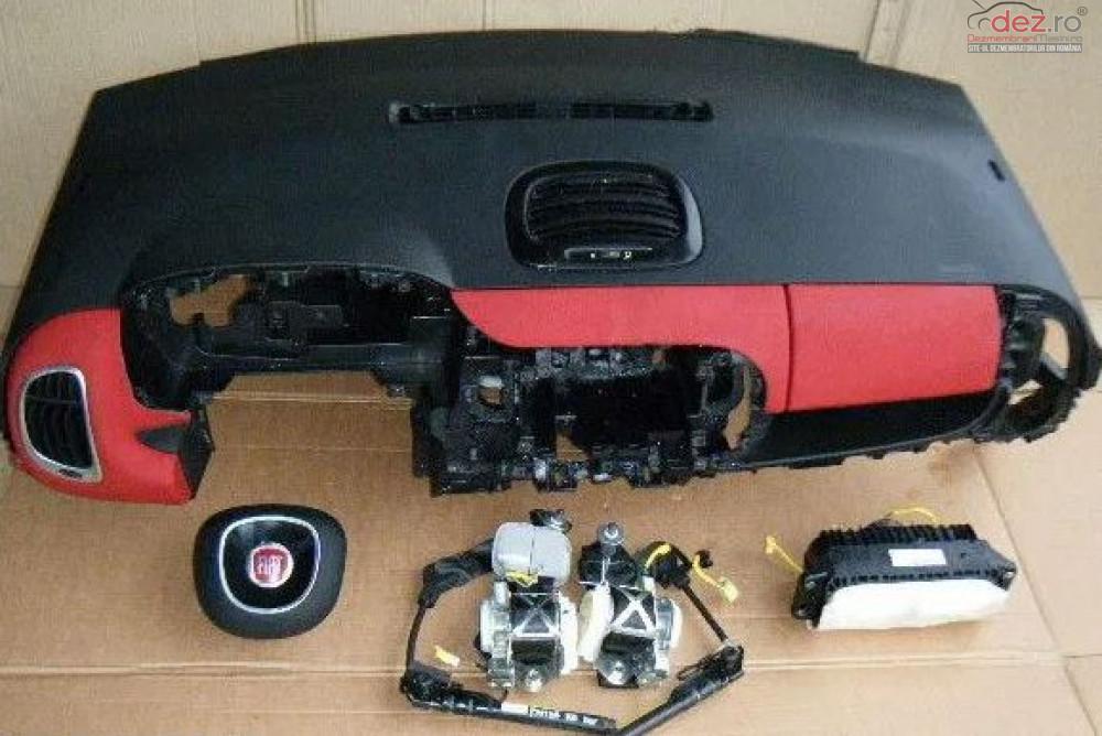 Plansa Bord Cu Airbag Fiat 500l Piese auto în Zalau, Salaj Dezmembrari