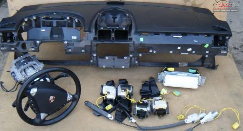 Plansa Bord Cu Airbag Porsche Cayenne Piese auto în Zalau, Salaj Dezmembrari