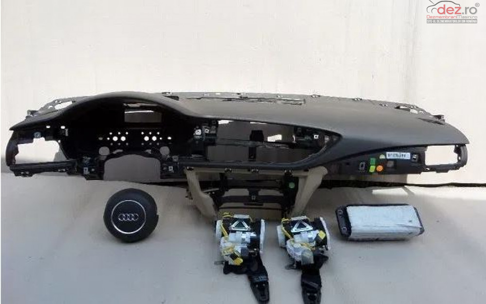 Plansa Bord Cu Airbag Audi A7 Piese auto în Zalau, Salaj Dezmembrari