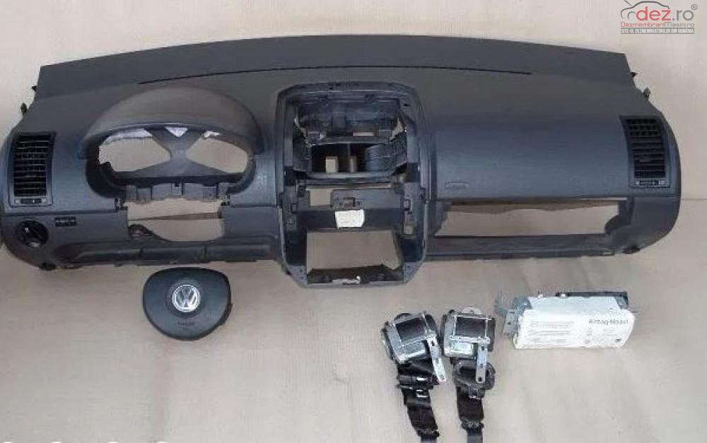 Plansa Bord Cu Airbag Vw Polo Piese auto în Zalau, Salaj Dezmembrari