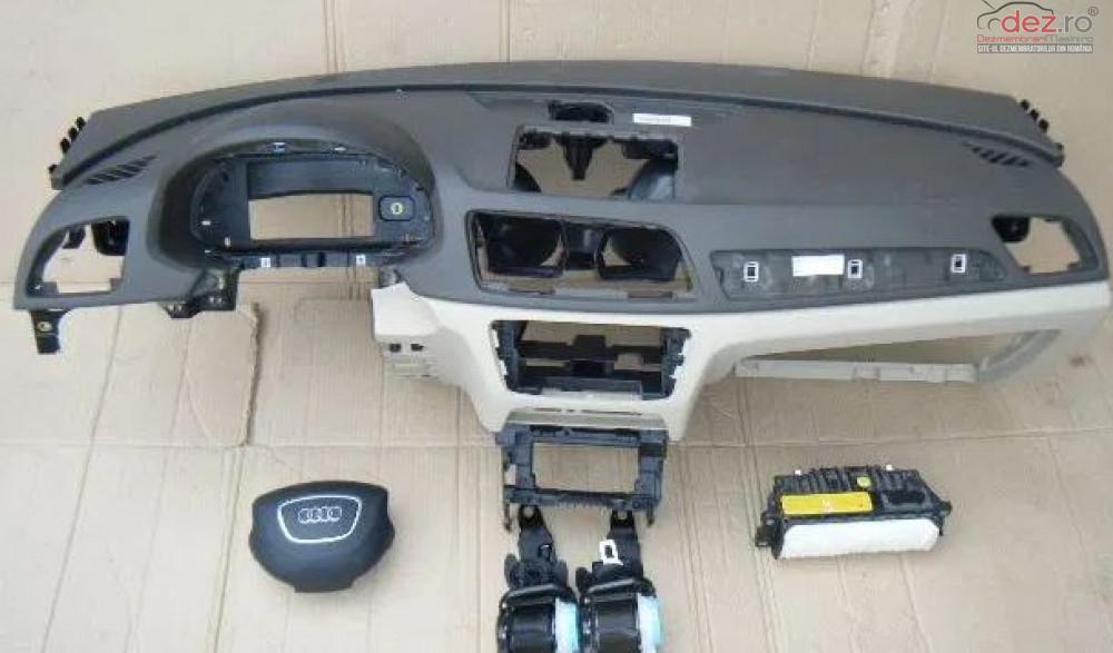 Kit Plansa Bord Cu Airbag Audi Q3 Piese auto în Zalau, Salaj Dezmembrari
