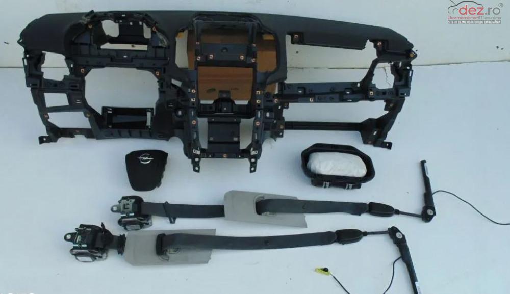 Kit Plansa Bord Cu Airbag Opel Zafira C Piese auto în Zalau, Salaj Dezmembrari