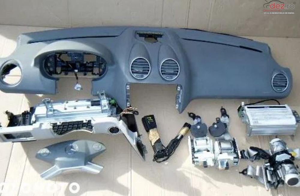 Kit Plansa De Bord Cu Airbag Mercedes Ml 164 Piese auto în Zalau, Salaj Dezmembrari
