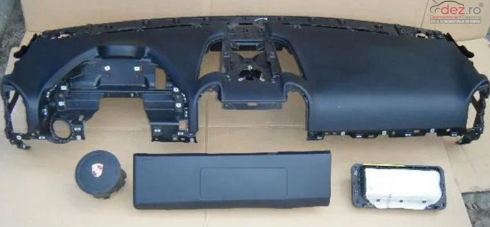 Kit Plansa De Bord Cu Airbag Porsche Cayenne Piese auto în Zalau, Salaj Dezmembrari