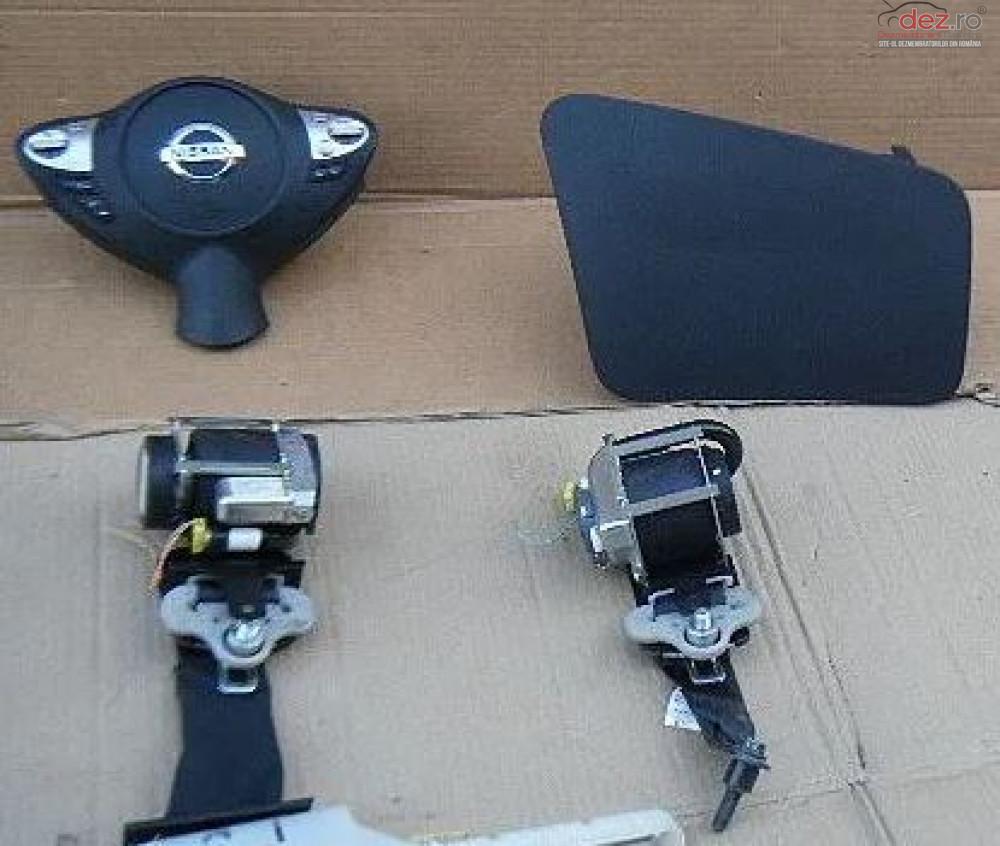 Kit Airbag Nissan Juke Piese auto în Zalau, Salaj Dezmembrari